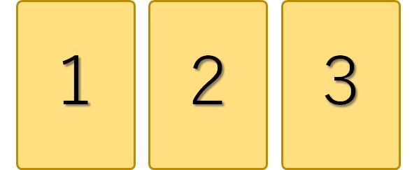 1~3カード