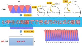 アイキャッチ_円の面積はなぜ「π×r×r」なのか? – 公式の求め方を丁寧に解説