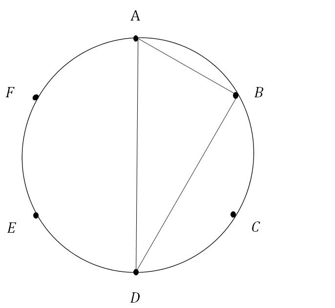 確率三角形例2